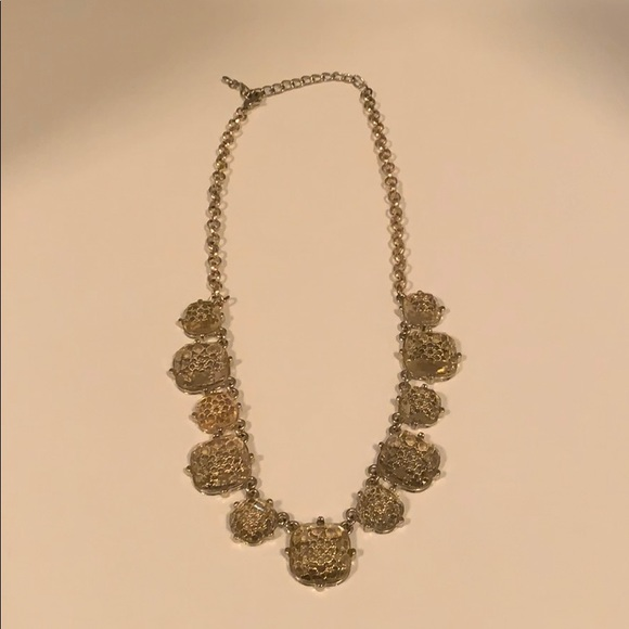 Francesca's Collections Jewelry - Francesca's Gold Necklace